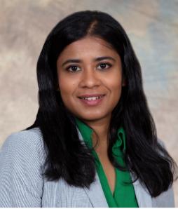 Headshot of Ishita Basu