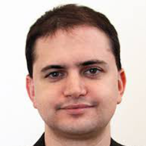 Headshot of Griffin Weber