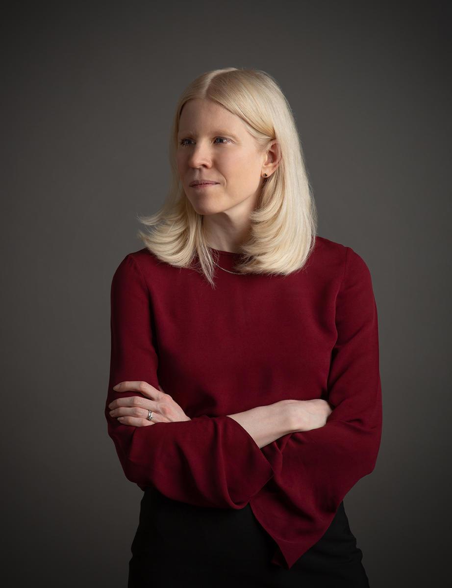 Headshot of Melissa Dell